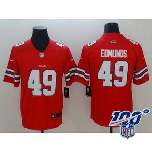 Buffalo Bills Tremaine Edmunds Jersey (2)